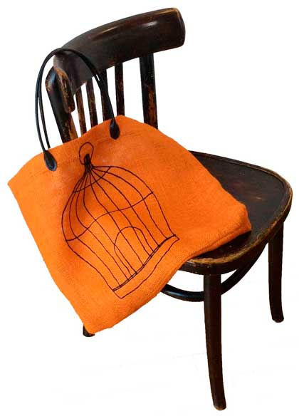 bag and chair